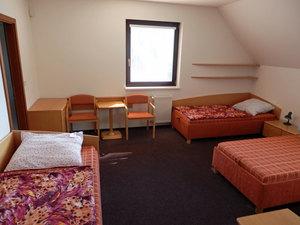 Ubytování, rekreace